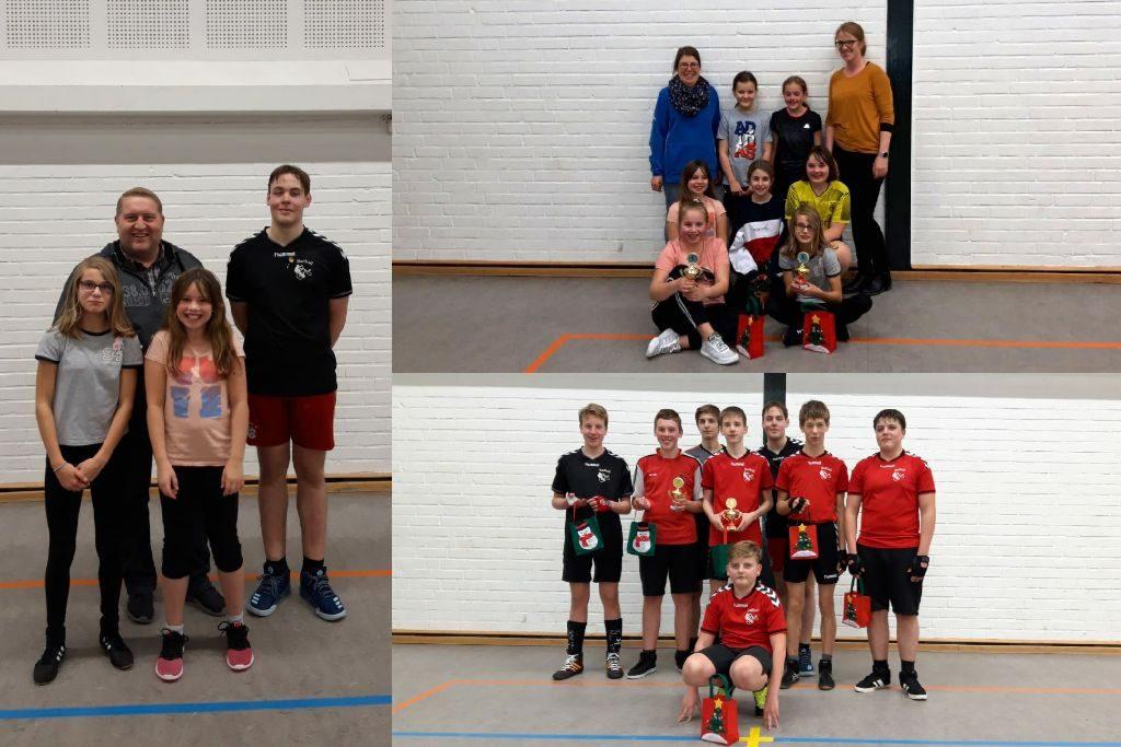 Unsere Jugendmannschaften