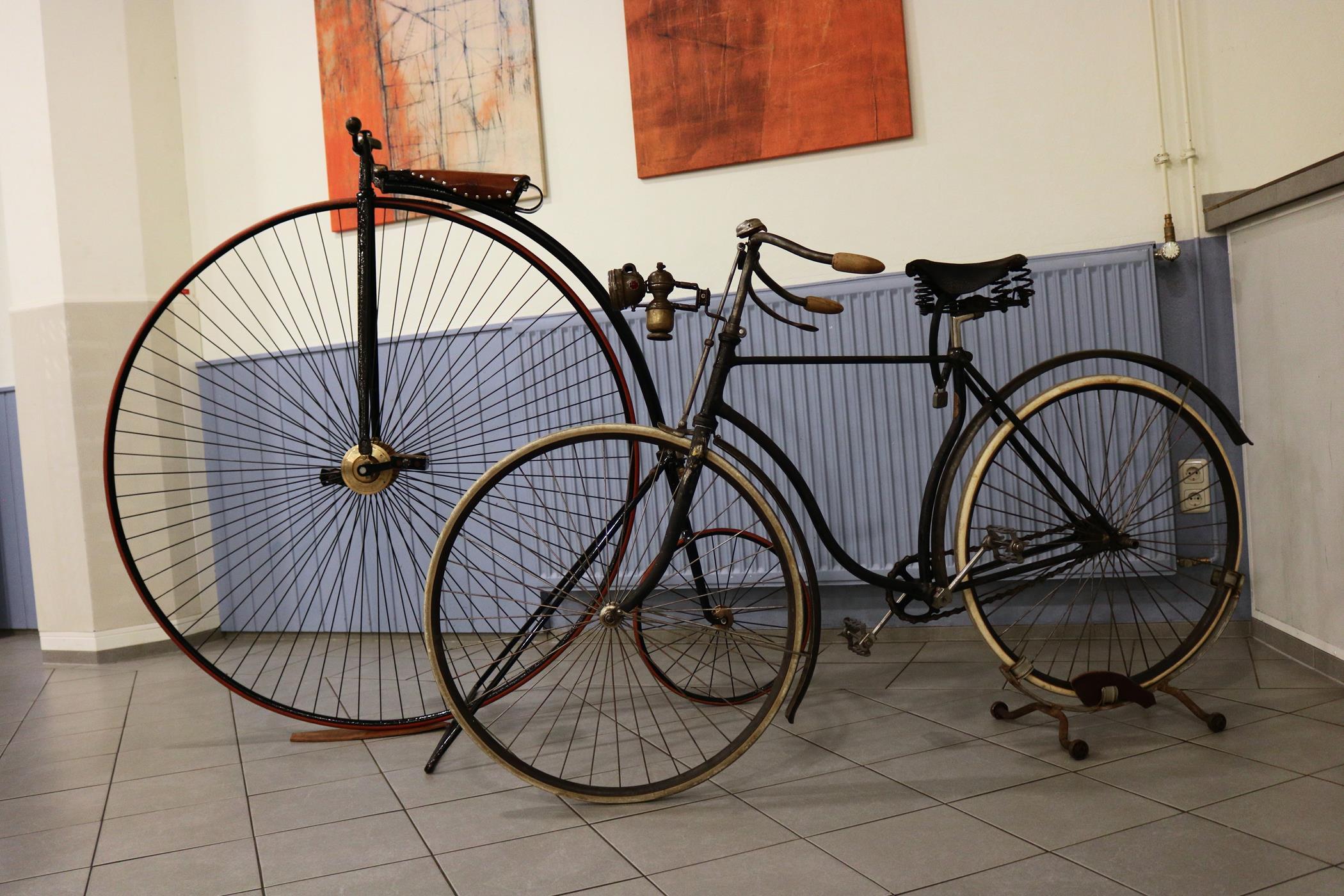 200 Jahre Fahrrad - 100 Jahre RSC Niedermehnen.