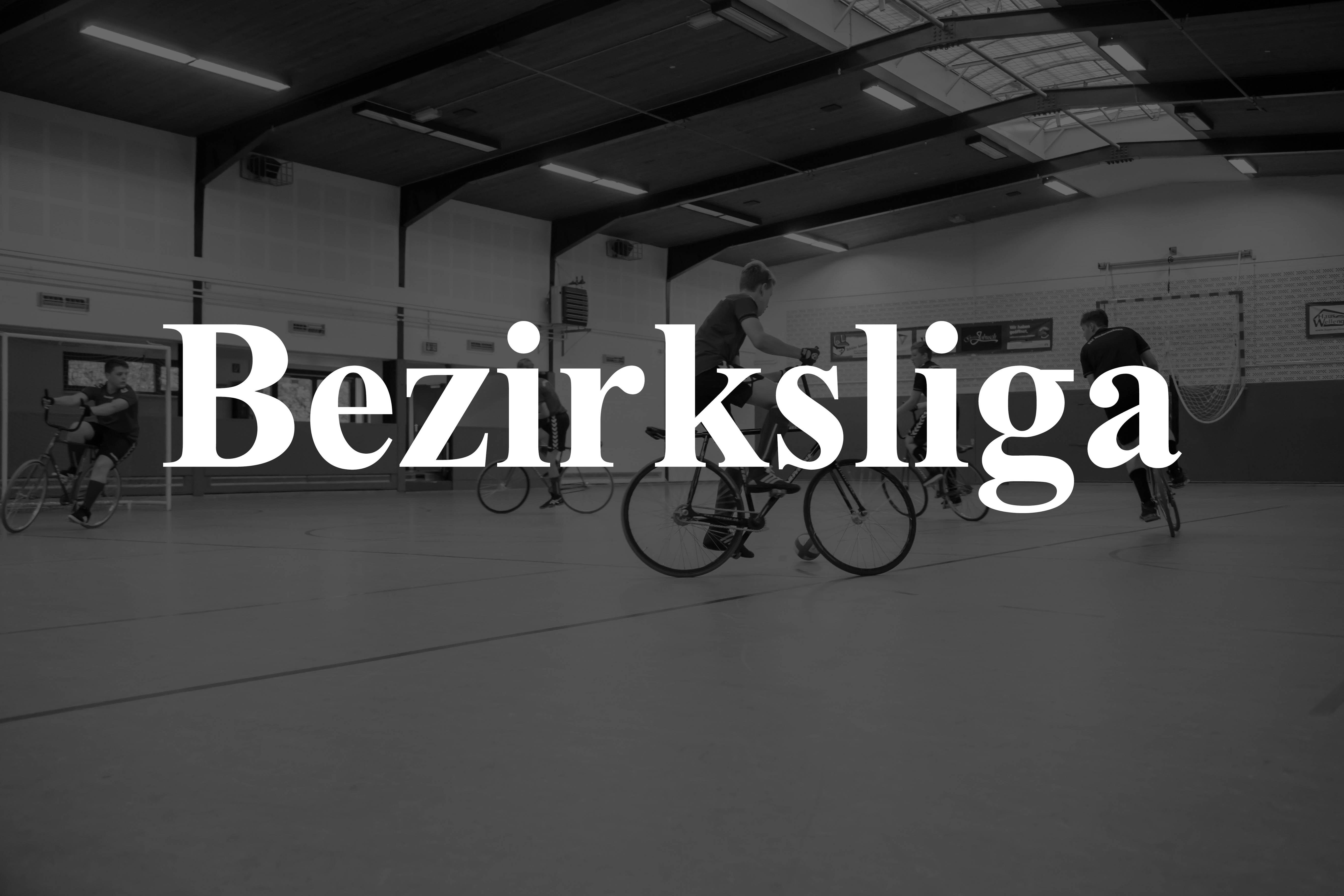 Radball Bezirksliga Spieltagslogo