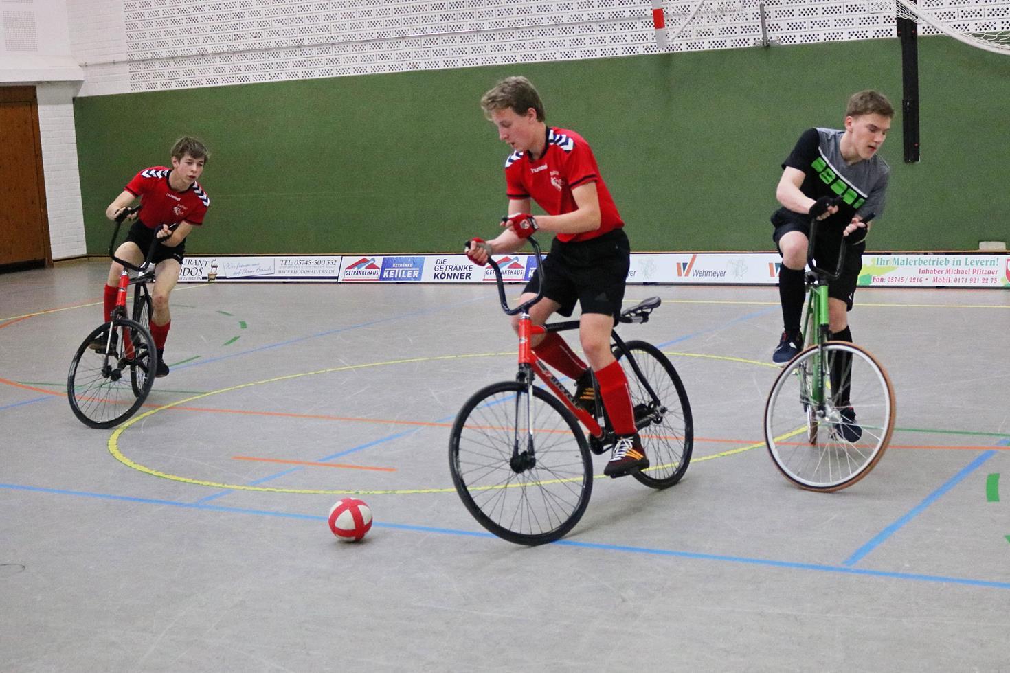 Maurice und Nils starteten mit drei Siegen ins Sportjahr 2020