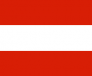 Flagge Östereich
