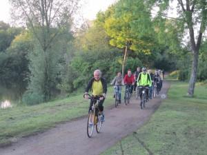 RSC Radfahren Dienstags Gabelhorstsee Espelkamp 1
