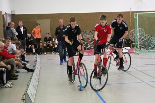 U19 Spieltag in Niedermehnen