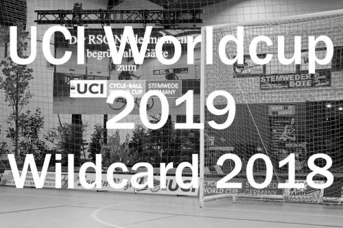 UCI Wildcard Turnier 2018